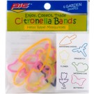 CITRONELLA BANDS - GARDEN SHAPES