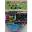 Citronella Plus Lanterns