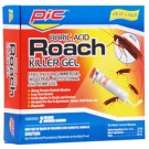 Roach Killing Gel, 2 syringes