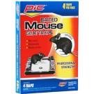 Baited Glue Mouse Traps, 4pk