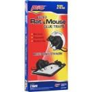 Baited Glue Rat Traps, 2pk