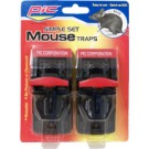 Plastic Mouse Trap (Reusable Simple Set)